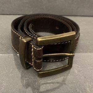 Other - 🆕⭐️ Men's Brown Leather Belt (38 / 95)